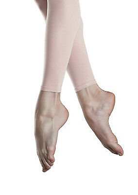Convertible Tights Body Wrappers C81 Theatrical Pink Girl/'s Small//Medium 4-7