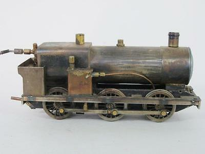 Vintage Gauge 1 Live Steam Engine Model Railway Locomotive 060
