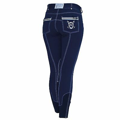 Horseware Ladies Nina Breeches Navy