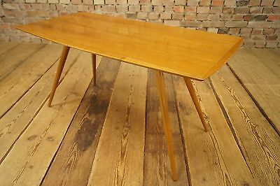 50er ROCKABILLY Sidetable COUCHTISCH COFFEE TABLE SOFA TISCH Mid-Century 50s