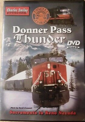 Donner Pass Thunder (DVD) Charles Smiley Productions