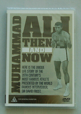 Muhammad Ali I Am The Greatest Then & Now Boxing Dvd