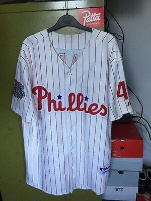 Phillies baseball jersey