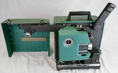 Bell & Howell 1592B 16mm Autoload Sound Movie Projector in Good Working Order