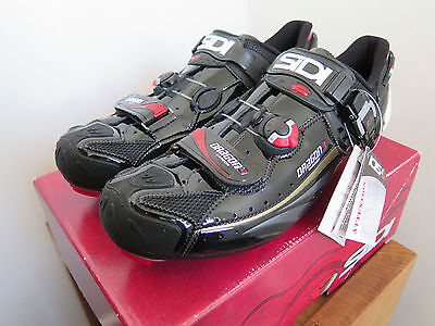 ✻ ✻ ✻ Sidi Dragon 3 Mtb Shoes Srs Replaceable Carbon Sole Brand New Boxed ✻ ✻ ✻