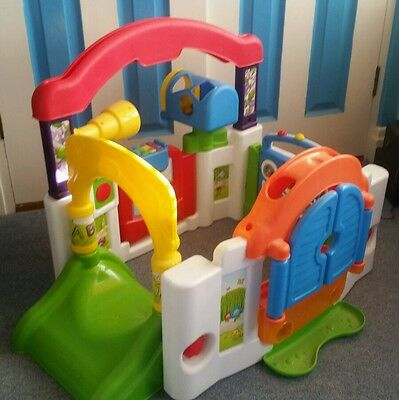 Little Tikes activity garden play centre