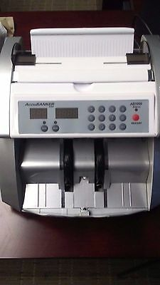 AccuBanker AB1050 Commercial Bill Counter
