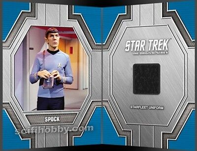 Star Trek 50th Anniversary RC02 Spock Relic