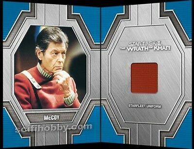 Star Trek 50th Anniversary RC05 McCoy Relic