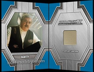 Star Trek 50th Anniversary RC09 Scotty Relic