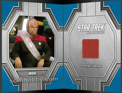 Star Trek 50th Anniversary RC24 Worf Relic