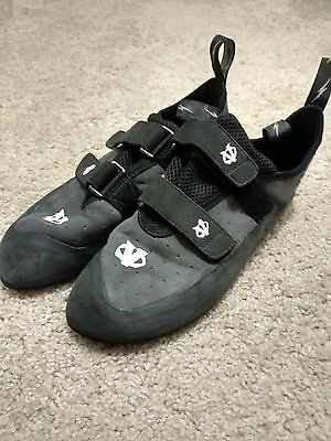 Evolve VTR3 Eco Trax Climbing Shoes Charcoal 11.5US