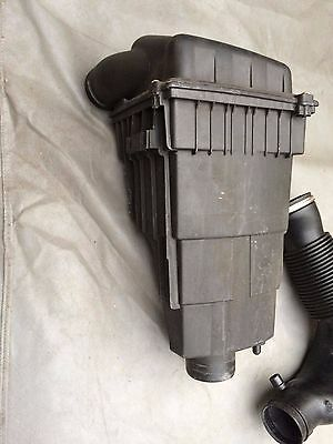 peugeot 206 1.4 2002 air housing / filter box / cleaner with pipe 1998-2006