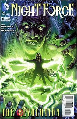 Night Force (2011) #06  DC New 52  9.2 NM-