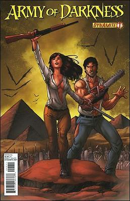 Army Of Darkness (2012) #01  9.0 VF/NM