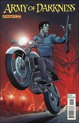 Army Of Darkness (2012) #02  9.0 VF/NM
