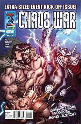 Chaos War (2010) #1-A  (Ed McGuinness Cover)