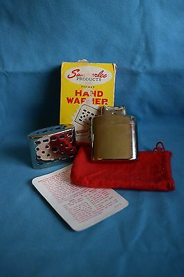 Vintage Summerlee Pocket Hand Warmer