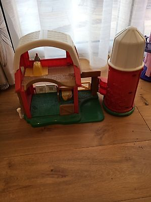Fisher Price Little People Farm And Animals Set