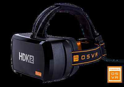 OSVR HDK2 Virtual Reality Headset by Razer for PC