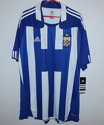 IFK Goteborg Sweden home shirt 10/11 Adidas BNWT in original packing Size L