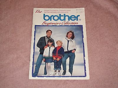 Knitting Machine Magazine The Brother Beginner Collection