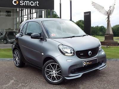 2016 smart ForTwo Coupe BRABUS Premium 2dr Auto 109BHP Automatic Coupe