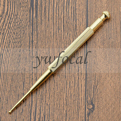 Ear Acupuncture Probe Ear Massage Health Care Flexible Press Vaccaria Seeds
