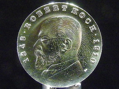 - M.F.B.- Robert Koch - 5 Mark 1968 - DDR - in stg -         167
