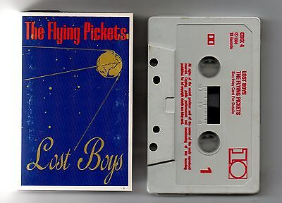 "The Flying Pickets - "" Lost Boys "" - 1984 (10 Records Label) Cassette Album"