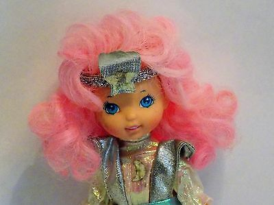 1986 Hasbro Moondreamers Crystal Star doll - EXCELLENT CONDITION