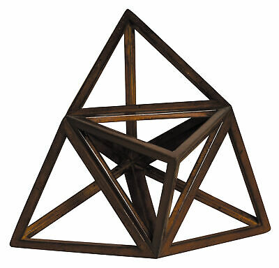 Authentic Models Elevated Tetrahedron - Gehobener Tetraeder