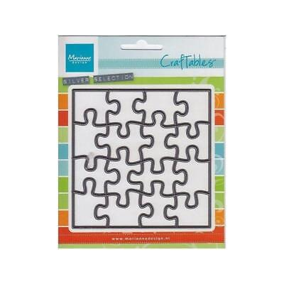 Marianne Design  metal cutting die craftable   jigsaw puzzle die cr1342