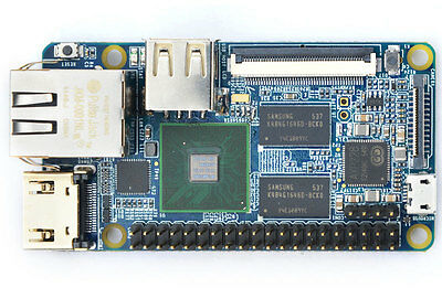 NanoPi-2-Fire Single Board Computer + FA-S701 Capacitive LCD Screen 7""