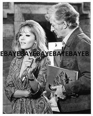 Ingrid Pitt - The House That Dripped Blood - 10X8 Photo