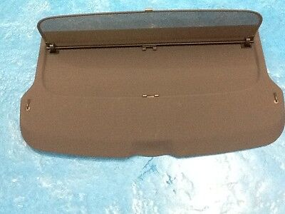 8P3867769C,genuine Audi A3 3Dr Rear Parcel Shelf
