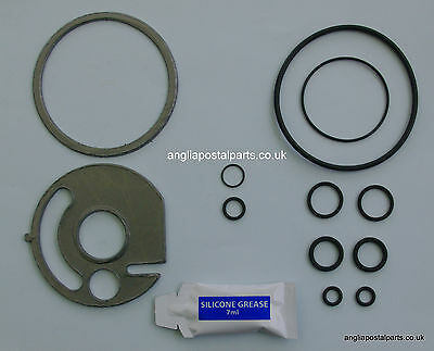 EBERSPACHER HYDRONIC GASKETS & `VITON 75` O ring seals.D4W D5W etc..FREE UK POST
