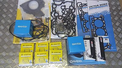 Discovery Range Rover Sport 3.0 Engine Rebuild Kit+Std Rings 2015