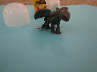How To Train Your Dragon Figure Surprise Egg  Toy Toothless