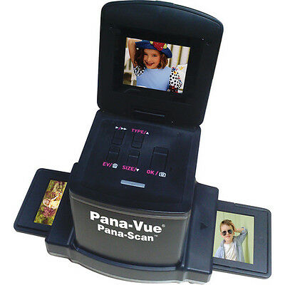 Pana-scan 120 Stand-alone Transparency & Film Scanner
