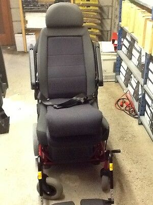 Carony Turnout Seat System 12 Inch Electric With Bev Seat