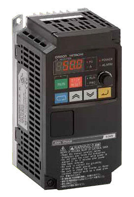 Omron JX Inverter Drive 0.4 kW with Filter, 3-Phase 3G3JX-A4004-EF