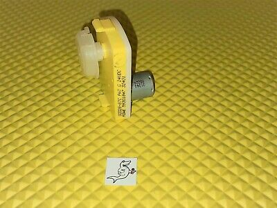 ROWE 6800 & 7800 SNACK VENDING MACHINE VEND MOTOR #59301847- Clip Mount