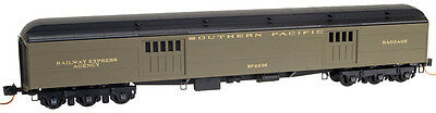 Micro-Trains MTL N-Scale Express Baggage Passenger Car Southern Pacific/SP #6236