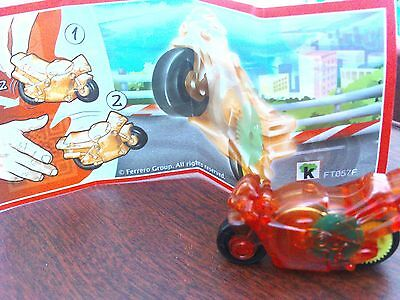 Kinder Surprise 1 toy FT057F Moto