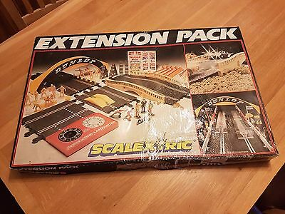 Scalextric C708 Classic Extension Pack Boxed Rarity