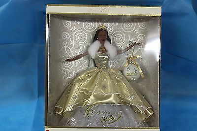 Holiday Celebration Barbie Special 2000 African American NEW In Box