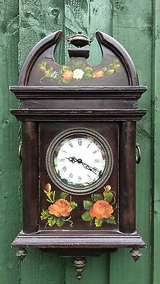Vintage Antique Style Wall Clock