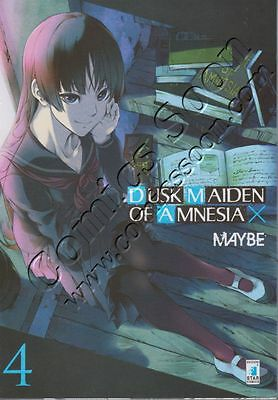 DUSK MAIDEN OF AMNESIA 4 - TECHNO 250 - Star Comics - NUOVO