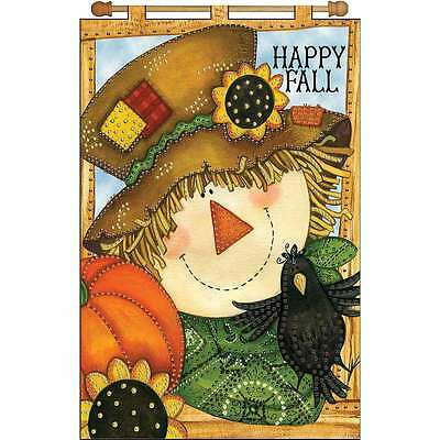 Happy Fall Jeweled Banner Kit-16 Inch X 24 Inch 021465041292